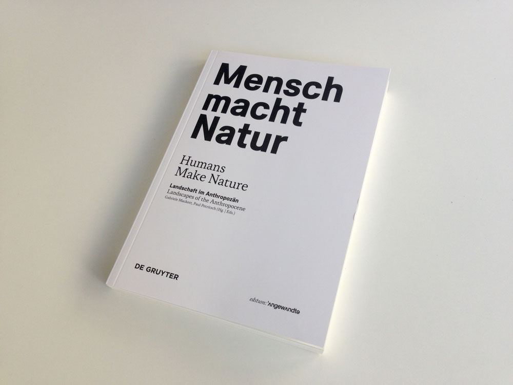 Book Launch Humans Make Nature